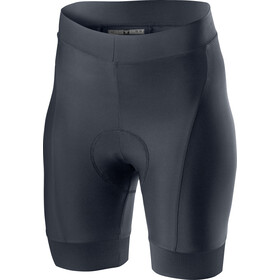 Castelli Prima Shorts Mujer, dark steel blue/brilliant pink